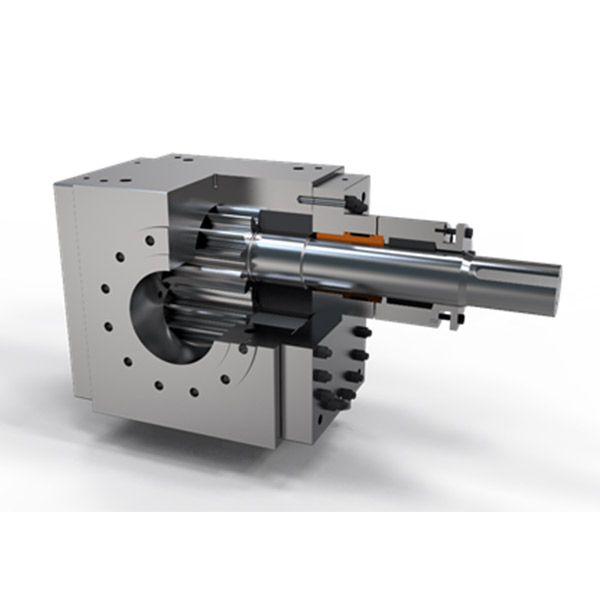 China Wholesale High pressure gear pump Accessories - ELS Series Polymer Melts Gear Pump – Vowa Featured Image