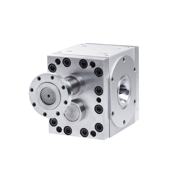 Professional Factory for gear pump with electric motor - NER Series Melt Gear Pump – Vowa Featured Image