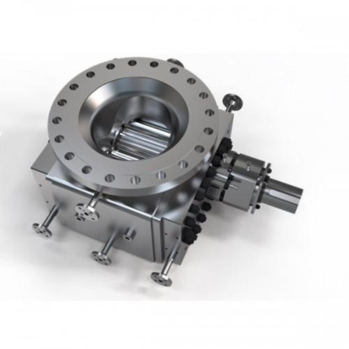 HK Series Polymer Melts Gear Pump